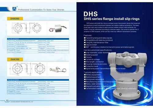 DHS series introdution
