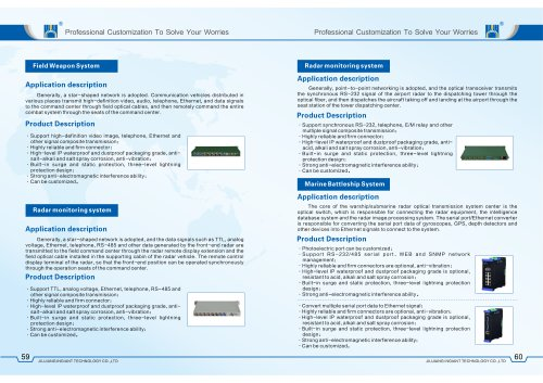 Optic transceiver introduction