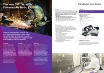 3M™ Versaflo™ components - 2