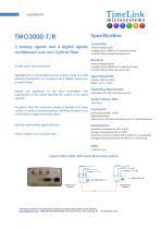 TMO3000-R/T