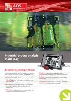 Industrial process analysis made easy