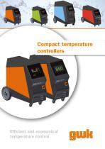 Compact temperature controllers