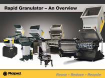 Rapid Granulator