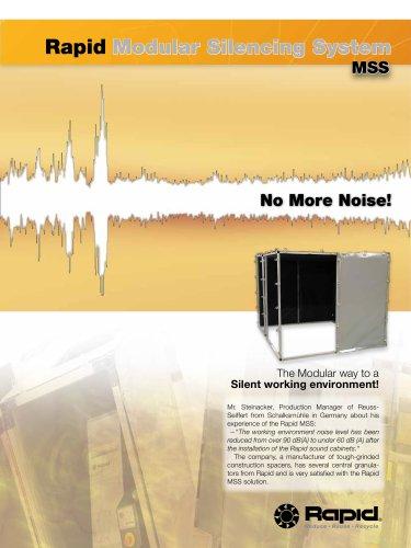 Rapid Modular Silencing System, MSS