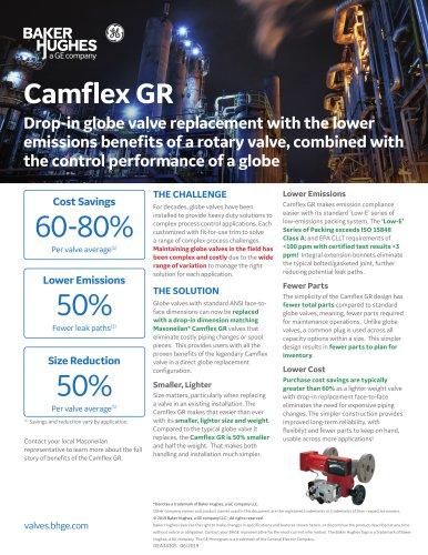 Camflex GR