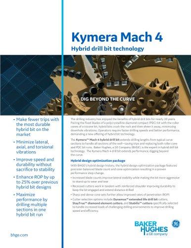 Kymera Mach 4