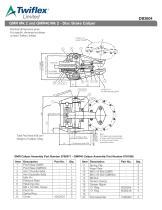 DB3604 GMR Mk 2 and GMR40 Mk 2 - Disc Brake Caliper
