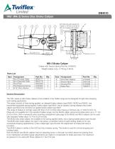 DB4010 'MU' (Mk 2) Series Disc Brake Caliper