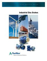 Industrial Disc Brakes