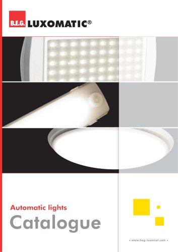Automatic lights Catalogue