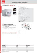 Occupancy and Motion detectors - 12