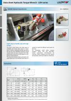 Hydraulic Torque Wrench LDH