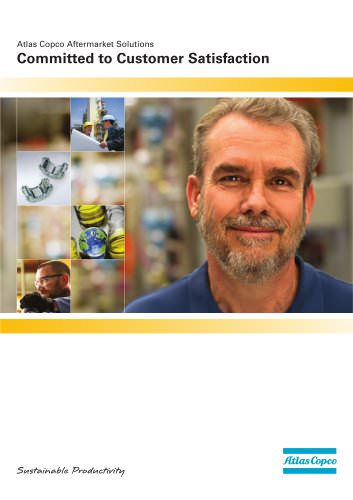 Brochure Gas and Process Aftermarket