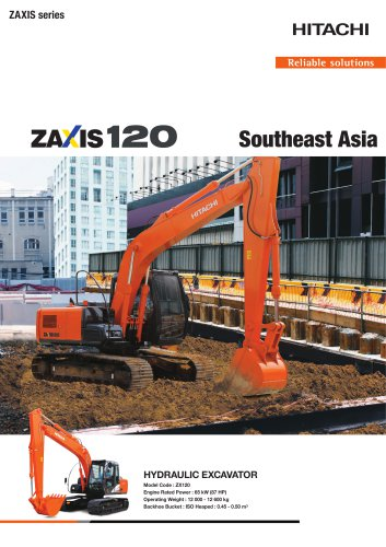 zaxis 120