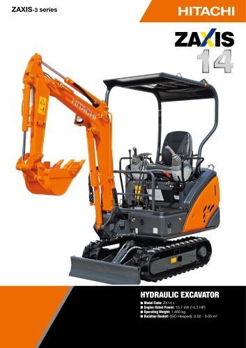 Zaxis 14