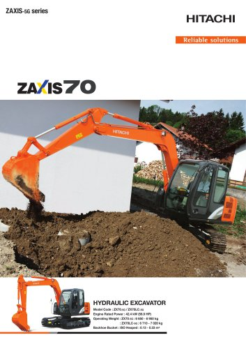 ZAXIS 70