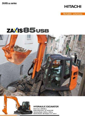 ZAXIS 85USB