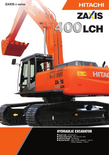 ZAXIS400LCH