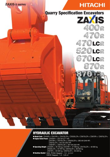 ZAXIS400R