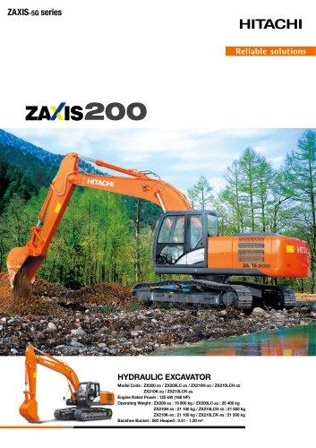 ZX210K-5G