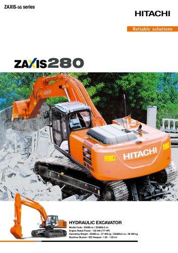 ZX280-5G