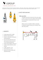 V5 Group SAFETY PRODUCTS CATALOG - 6