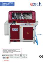 Aluminium Profile Working Machinery - ATECH 2019 - 12