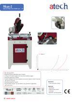 Aluminium Profile Working Machinery - ATECH 2019 - 15