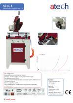 Aluminium Profile Working Machinery - ATECH 2019 - 16