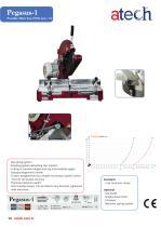 Aluminium Profile Working Machinery - ATECH 2019 - 17