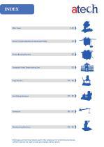 Aluminium Profile Working Machinery - ATECH 2019 - 3