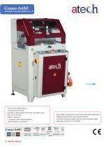 Aluminium Profile Working Machinery - ATECH 2019 - 4