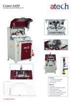 Aluminium Profile Working Machinery - ATECH 2019 - 5