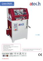 Aluminium Profile Working Machinery - ATECH 2019 - 6
