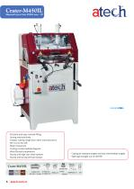 Aluminium Profile Working Machinery - ATECH 2019 - 8