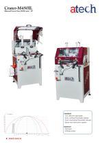 Aluminium Profile Working Machinery - ATECH 2019 - 9