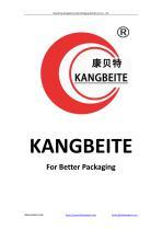 Packaging machines KANGBEITE