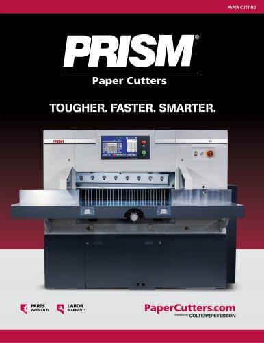PRISM Paper Cutters