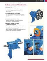 Goulds 3181 High-temperature/Pressure Paper Stock/ Process Pumps - 5