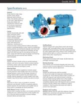 Goulds 3410 Small Capacity Double Suction Pumps - 12