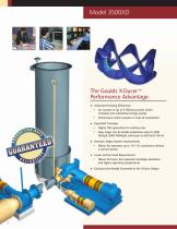 Goulds 3500XD Medium Consistency Pumping Technology - 2