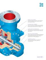 Goulds 3620 API-610 10th Edition/ISO 13709 API BB2 Single-Stage, Between-Bearing, Radially Split - 5
