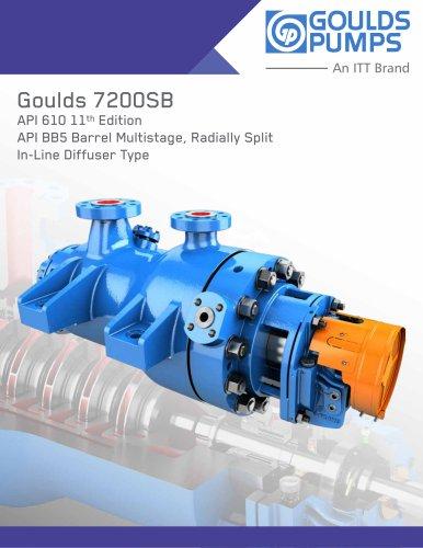 Goulds 7200SB