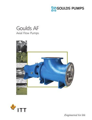Goulds AF Axial Flow Pumps