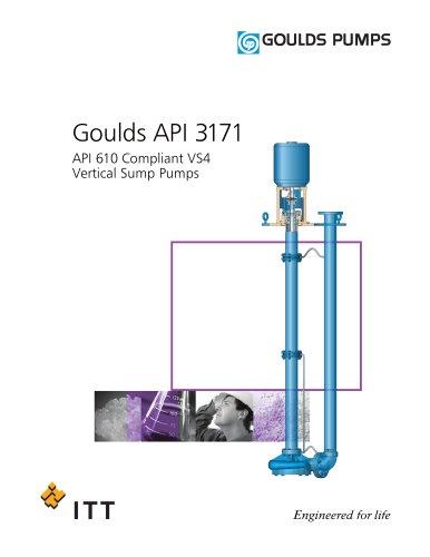 Goulds API 3171