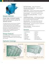 Goulds CW/CWX Pumps for Abrasive Slurries - 2