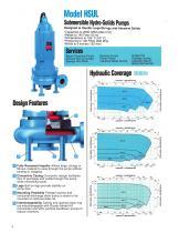 Goulds HSU, HSUL & JCU Submersible Pumps - 4