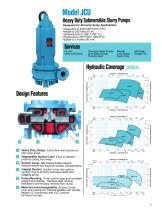 Goulds HSU, HSUL & JCU Submersible Pumps - 5