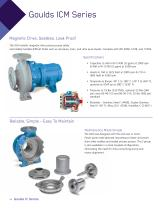 Goulds IC ISO Chemical Process Pumps - 14