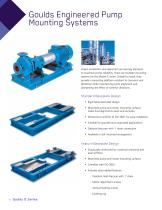 Goulds IC ISO Chemical Process Pumps - 6